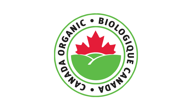 how to know if organic canada