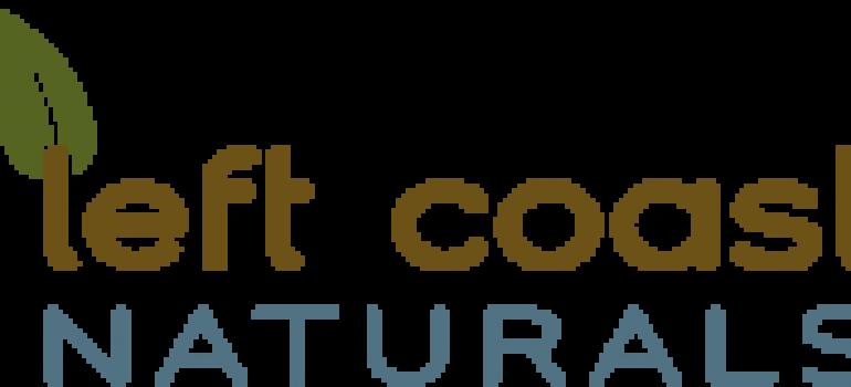logo left coast naturals
